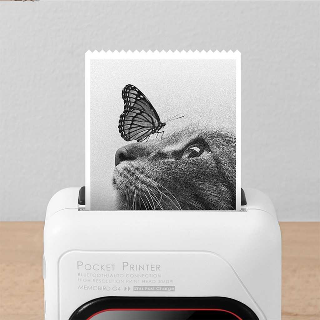 printer, memobird, g4